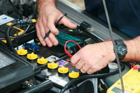 Morris Automotive Auto-electrical Services image