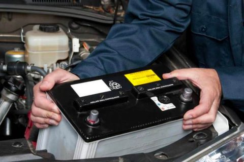 Morris Automotive Battery Replacement image