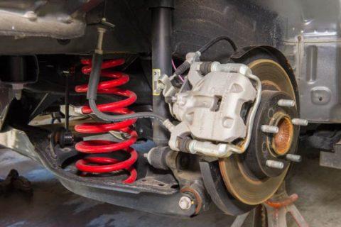 Morris Automotive Suspension Services image