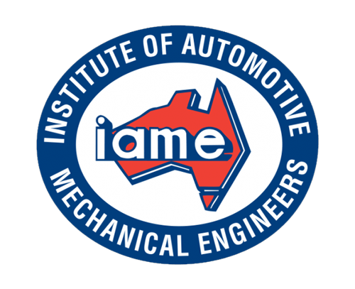 Institute of Automotive Mechanical Engineers badge image