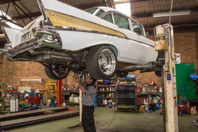 Morris Automotive Chevy image